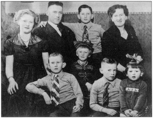 Familie Quirin en Johanna van Aspert - van Drunen
