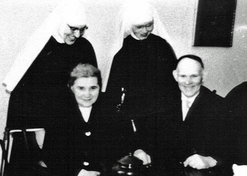 Familie J van den Berg -van Rixtel