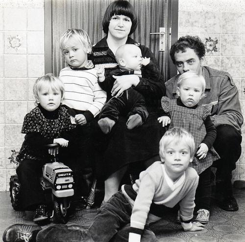 Familie Tonnie en Francien van Schijndel - van den Heuvel