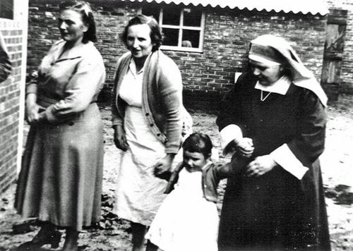 Zuster Engelberta (Adriana) van Schijndel