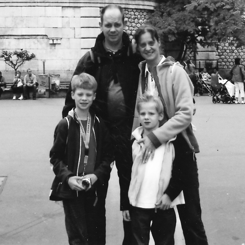 Familie Erwin en Melanie Verhoeven - Becht