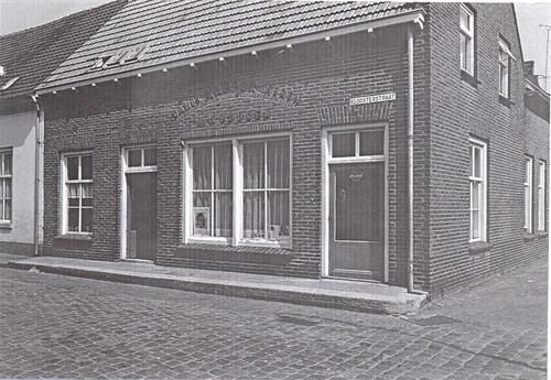 Voorgevel kloosterstraat 2