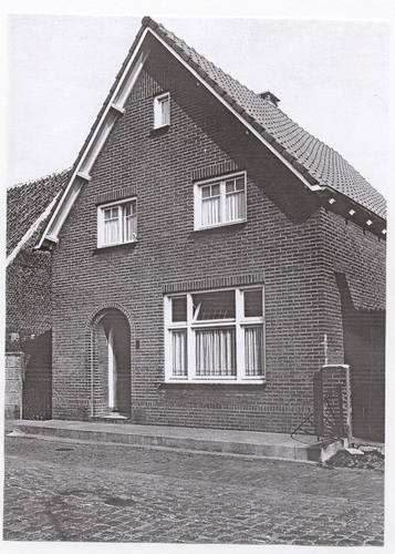 Woonhuis Dr. Baptiststraat 28