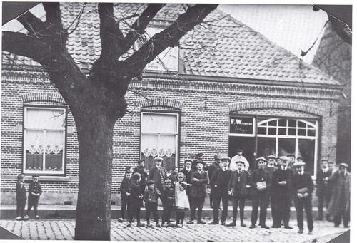 Woonhuis/slagerij F. Witsiers