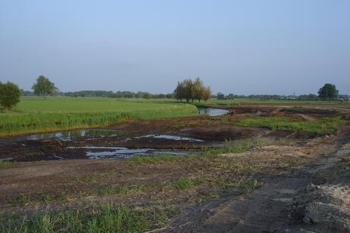 Herinrichtingswerkzaamheden aan en bij de Molenbeek tussen Roosendaal en Nispen