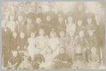 Leerlingen van de christelijke lagere school, Dorp...
