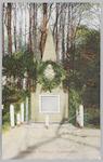 Soestdijk, gedenkteken 'Christoffel Pullmann'....