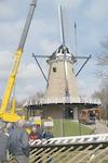 Korenmolen De Windhond, Molenweg 30 te Soest, tijd...