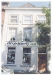 Kamp 18, winkel/woonhuis; drukkerij Adruka....
