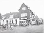Bisschopsweg, hoek Bekensteinselaan (linksaf). Het...