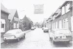 Paulus Potterstraat, met aan het eind het poortgeb...