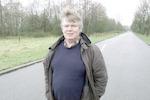 Wethouder Jan de Wilde (PvdA) op de Weg van de Vri...
