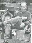 Karel Kasse, afkomstig van een woonwagenkamp. Broe...