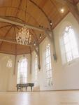 Vleugel op de bovenzaal van de Sint Aegtenkapel, '...