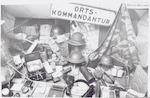 De verzameling oorlogsmemorabilia van Joop Bloemho...