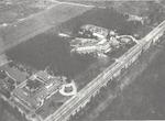 Luchtfoto van Rusthuis De Lichtenberg aan de Utrec...