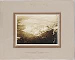 Luchtfoto van het Sint Alphons Retraitehuis van de...