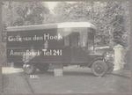Een voor de gebroeders Van den Hoek als verhuisaut...