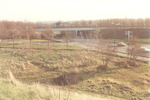 Hogeweg, Amersfoort. Richting het viaduct over de ...