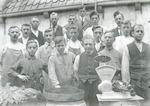 Medewerkers van de fabriek van D. Ruys & Zonen (ta...