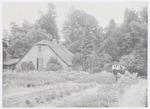 Voormalige boerderij, later schuur, op het landgoe...