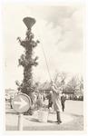 Bevrijdingsdag 1955. Burgemeester Molendijk ontste...