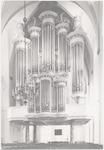Het orgel van de (hervormde) Sint Joriskerk, gemaa...