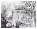 Tinnenburg, Muurhuizen 25, gezien vanaf de Zuidsin...