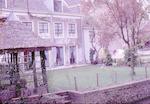 Achterzijde van Muurhuizen 147, gezien vanaf de We...