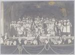 """Uitvoering van de opera """"Martha, of de markt te Ri..."""