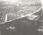 Luchtfoto van het Leusderkwartier vanuit het zuide...