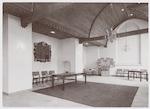 Interieur Gerfkamer bij de Sint Joriskerk....