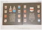 Rouwbord van de familie van Doornik, in de Sint Jo...