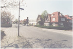Bisschopsweg bij de Sint Radboudstraat....