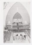 Interieur kapel Onze Lieve Vrouw ter Eem aan de Da...