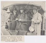 TWEE FOTO'S van Burgemeester van Randwijck op de p...