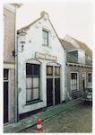 Stovestraat 19: clubhuis van de Schietvereniging P...