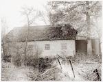 Landgoed Schothorst: achterzijde van de kleine sta...