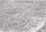 Luchtfoto van het Leusderkwartier, naar Dorrestein...