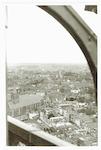 Panorama vanaf de Onze Lieve Vrouwetoren. Te zien ...