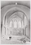 Interieur kapel van het Sint Pieters en Bloklands ...