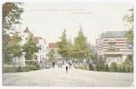 Het begin van de Hendrik van Viandenstraat, met de...