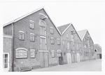 Pakhuizen van de firma Gerritsen, Beestenmarkt 1, ...