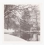 De Heiligenbergerbeek onder Monnikendam, waar hij ...