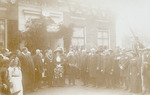Verwelkoming van Jhr. J.K.H. de Beaufort als burge...