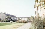 Flatgebouwen aan de Kelvinstraat, gezien naar de F...