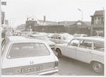 De voormalige Eysink-fabriek, zijkant van het terr...