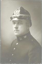 Portret van Wijnand van Haselen (19/2/1893 - 19/12...