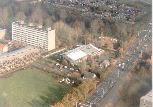 bijzonderheden: Een sloopvergunning voor Hogeweg 116 is afgegeven in december 2008.