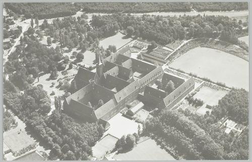 Luchtfoto van de kloosterschool onze lieve vrouw ter eem for 500 hillside terrace bessemer al